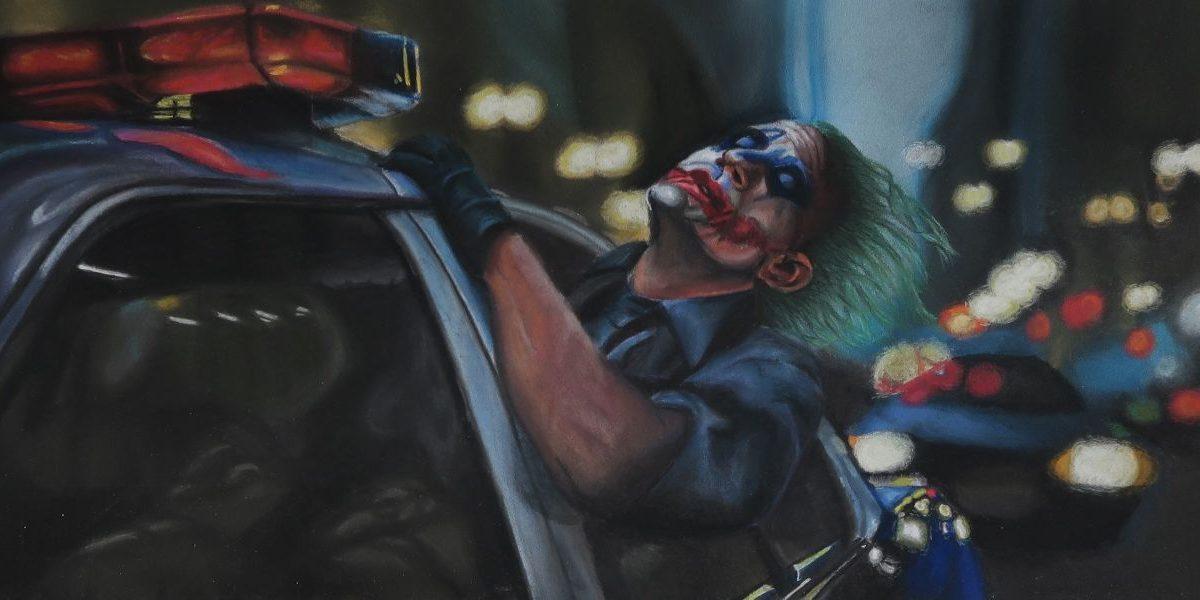 Joker Heath Ledger2